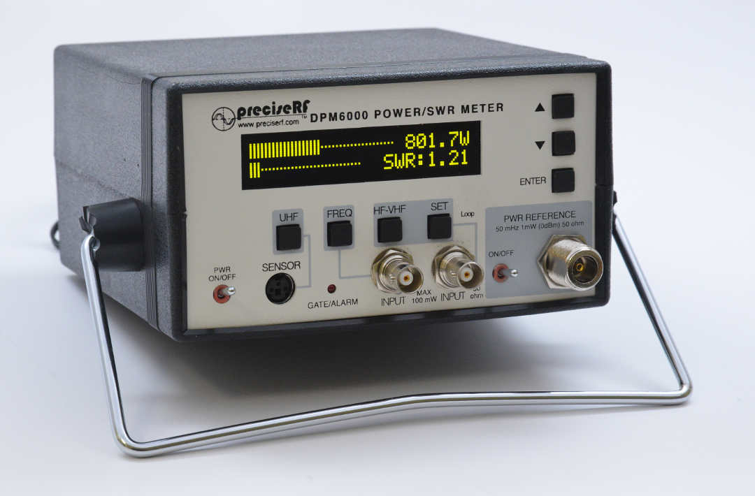 Digital Power Meter With Bms : Dpm swr power meter preciserf