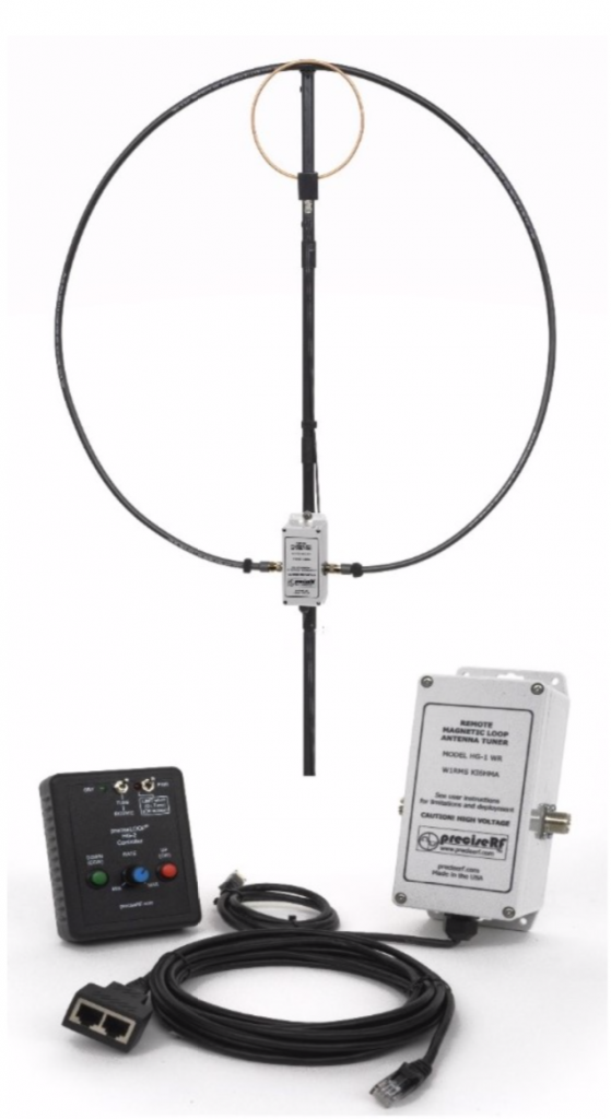 New Magnetic Loop Antennas to be Introduced at 2019 SeaPac